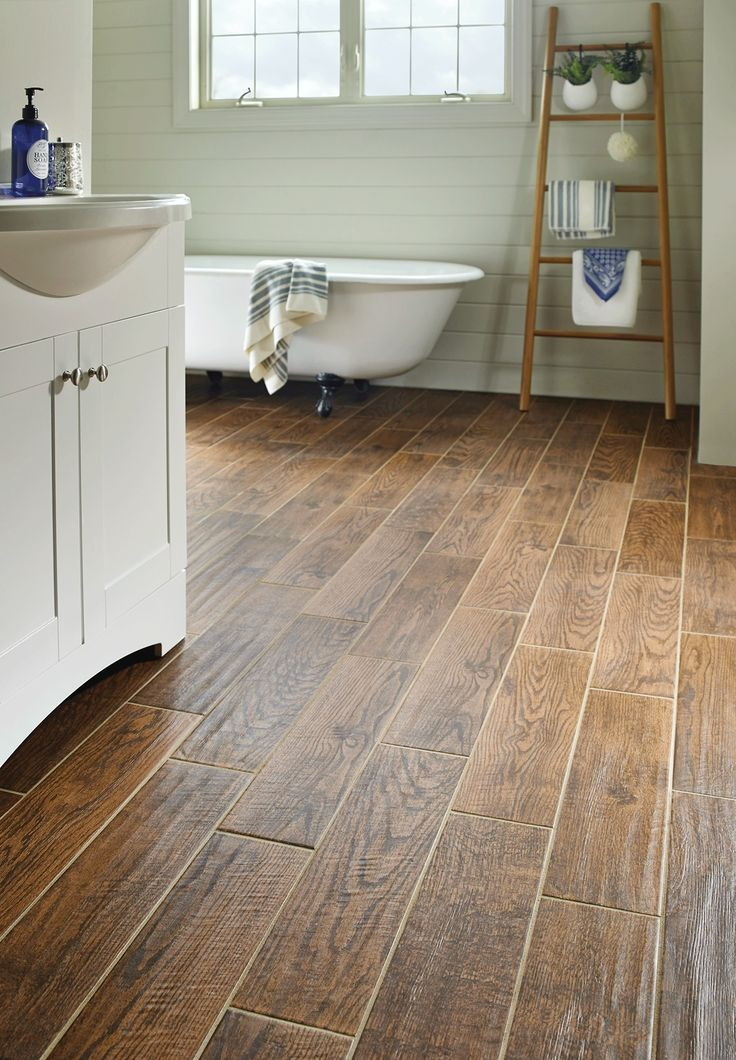 Love the warmth and beauty of real wood but concerned about the maintenance  and durability? Laminate FlooringTile ...
