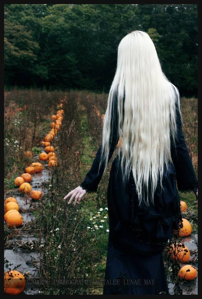 """30 de Abril """" Dia em que, no hemisfério Sul comemora-se o Samhain: o ano novo das bruxas. (...) É o sabbath que nos traz os ventos gelados do sul, indicando-nos o caminho da instrospeção criativa. """" (Márcia Frazão) - Da pasta: Relegere-Religio. ~ samhain ~"""