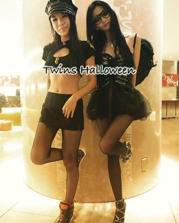 Repost a new photo taken by athena_garden! Twins Halloween 2015!!! What a fun fun fun night... It was a great event too much fun  #badangel #sexypolice #halloween #twins #tokyo #black #overnight #bestie #sis #bff#instagramsearch #searchinstagram http://ift.tt/1XoUiED More post like this http://goo.gl/kZKBdC - http://ift.tt/1Myc4xw #hash4tag