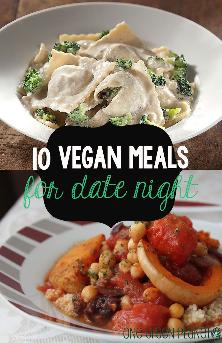 10 Finger Lickin� Vegan Meals to Cook For Your Date