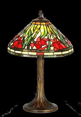 Tiffany style Stained glass Table Lamp GA12054
