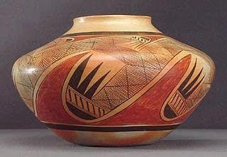 Nampeyo, une potière Hopi exceptionnelle.