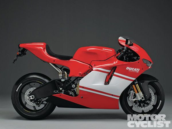 2008 Ducati Desmosedici RR | Motorcyclist