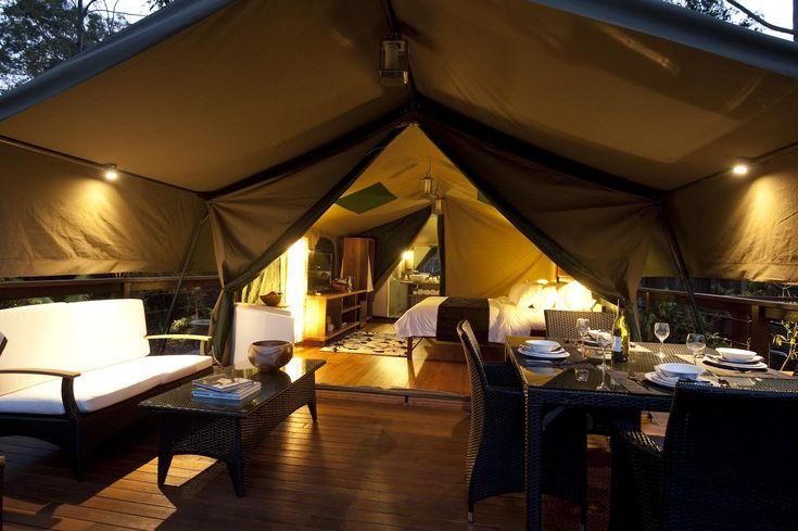 Tent-tastic!