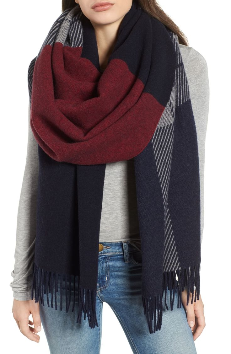 Free shipping and returns on rag & bone Mixed Check Wool