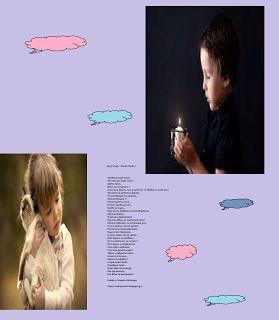 ΣΥΓΓΡΑΦΗ ΚΑΙ ΠΕΝΑ ΑΠΟ ΤΗΝ ΓΕΩΡΓΙΑ ΚΑΤΣΙΩΡΑ: Αγνή Ψυχή... Μικρό Παιδί..!