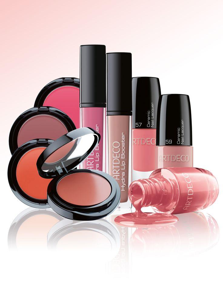 ARTDECO Beauty Times RED & NUDE