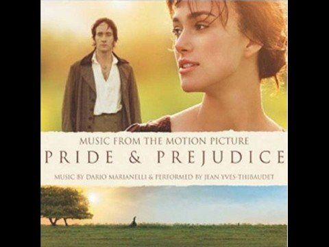 Soundtrack - Pride and Prejudice - Darcy's proposal - YouTube