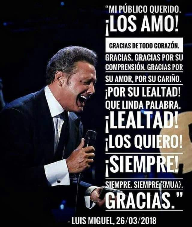 Pin By Liliana Moreno On Lm Good People Luís Miguel Singer