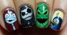 14 inspirações de unhas decoradas para o dia das bruxas