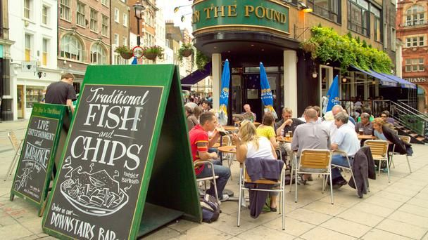 Fish and chips London. Chipping away at the history of Fish & Chips.