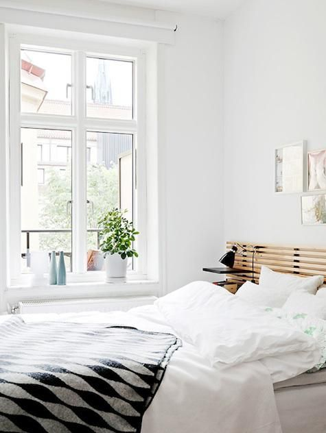 Ikea Aspelund Queen Bed Frame ~ Design Sleuth Ikea Mandal Headboard  Headboards, Ikea and Reading