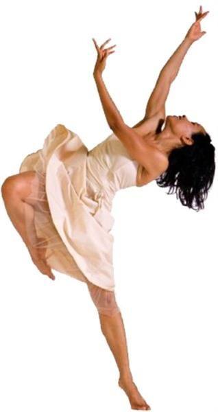 Танец платье стиль модерн