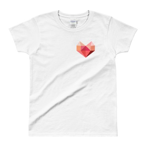 Ladies need some love too. This shirt will get it for them.  All you need is love...