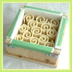 Incorporación de rizos de jabón R.*?