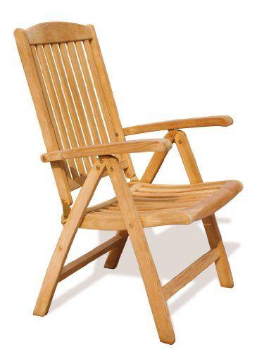 Garden Reclining Chair - Sustainable Teak Garden Recliner Chair - Jati Brand, Quality & Value Jati http://www.amazon.co.uk/dp/B00BEGFM0W/ref=cm_sw_r_pi_dp_yKB5wb0VVFZHX