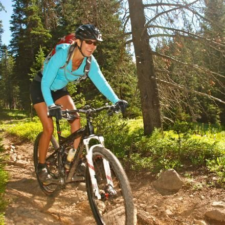 Best mountain bike 2018,Online shopping from a great selection of mountain bikes in the Outdoor Recreation store on https://www.4ucycling.com/.A mountain bike or mountain bicycle is a bicycle designed for off-road cycling. Mountain bikes share similarities with other bikes, but incorporate features designed to enhance durability and performance in rough terrain. #performancebikebicycles #MountainBikesOnline
