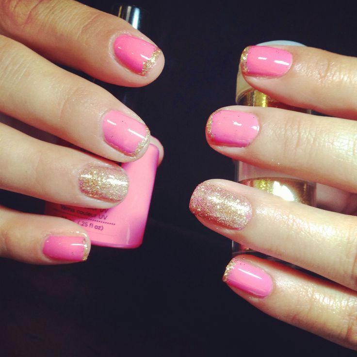 CND Shellac | Nail Art: Shellac Nail Art, Nails Art, Skin Hair Nails