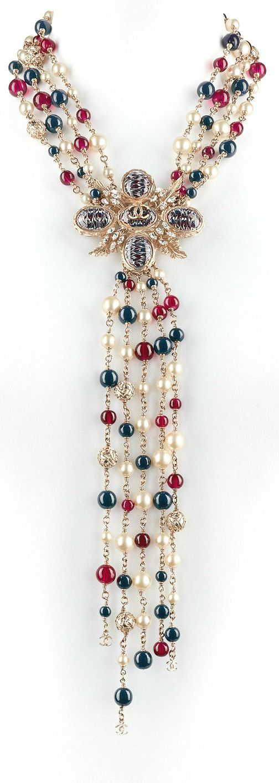 Chanel Fall 2013, P beauty bling jewelry fashion