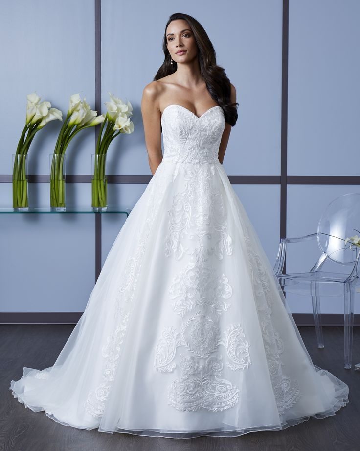 4602 | Romantic Bridals | Bridal Gowns and Prom Dresses |Toronto