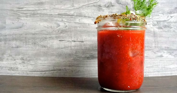 This salt-free Bloody Mary recipe puts all five tastes--sweet, sour, bitter, umami, and yes, salty--to good use.