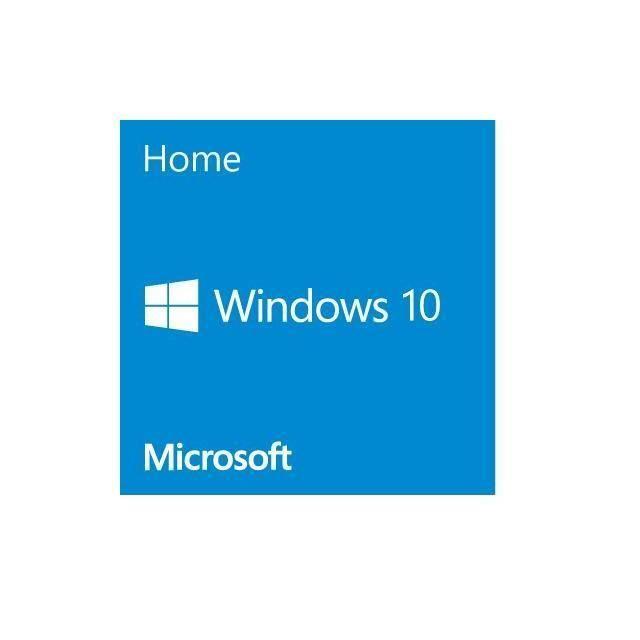 Microsoft Windows 10 Home Operating System 32-bit English (1-Pack), OEM