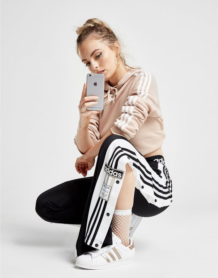 Adidas Originals Adibreak Popper Pants  Fashion, Adidas -7382