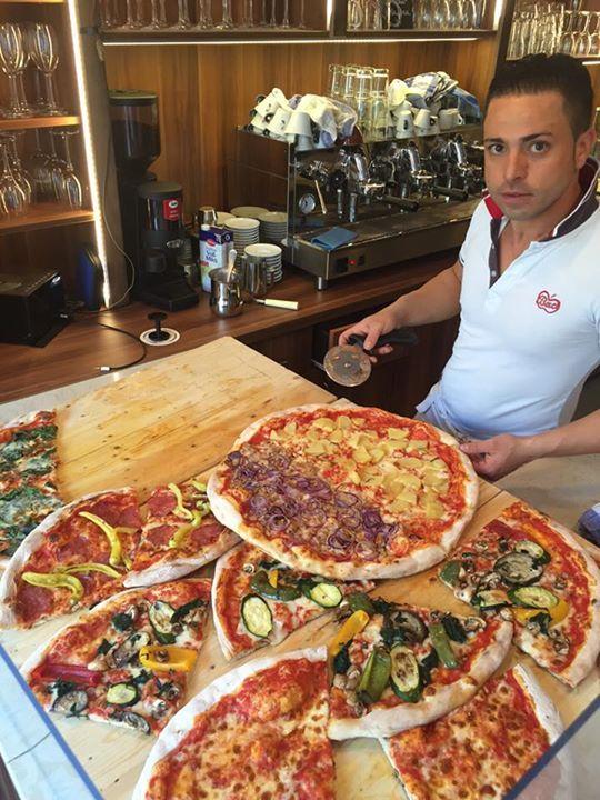 #Giuseppe #Steinofen #Pizza #Mehringdamm #Kreuzberg #Restaurant #TuttoMatto #Italia #TuttoMattoItalia #Berlin