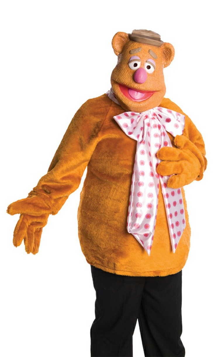 Fozzie Bear costume! I want! hahaha Bear costume, Fozzie