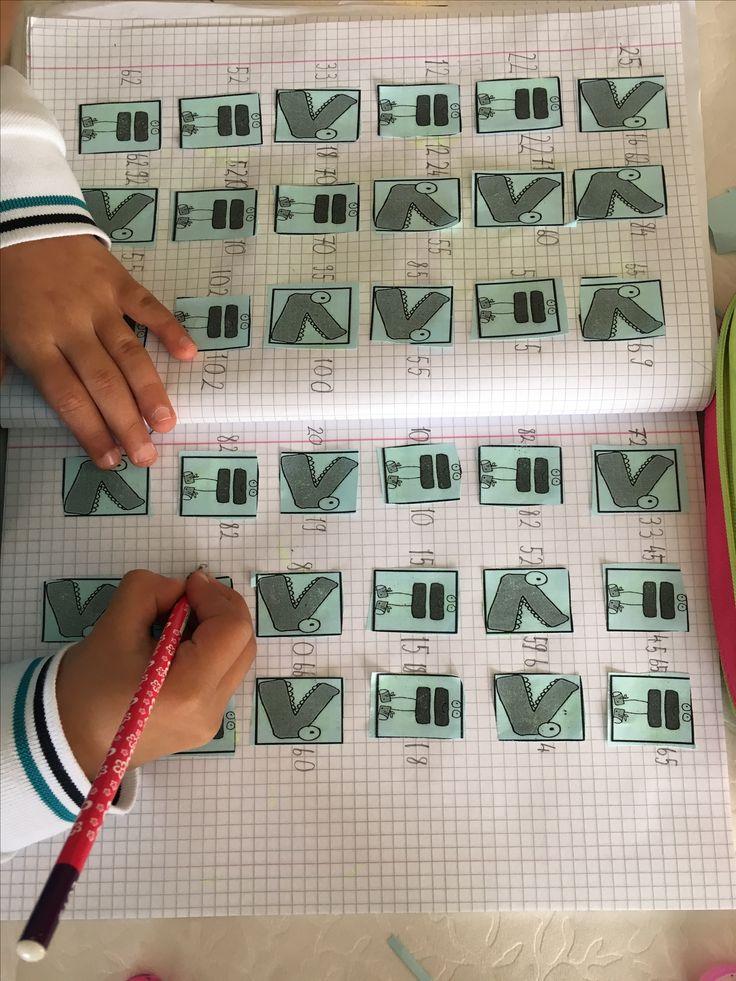Sayıları sıralıyoruz ve karşılaştırıyoruz  Çiğdem öğretmen