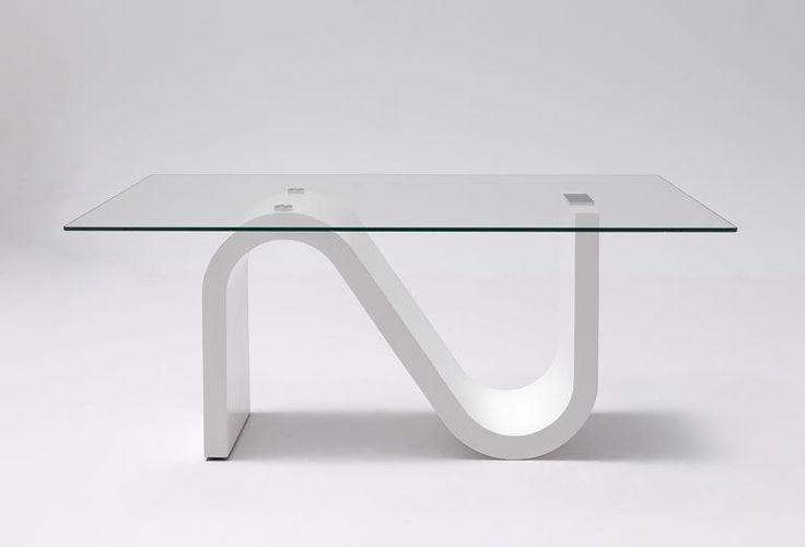 mesa forma de eme | El blog de Muebles de Melilla