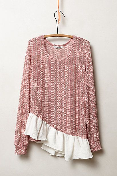 Cavatina Pullover #anthropologie #anthrofave