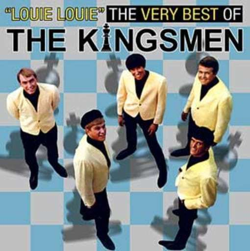 Very Best of The Kingsmen: Louie Louie NEW CD