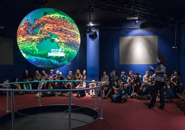Boulder's NOAA: 8th Grade Science Day