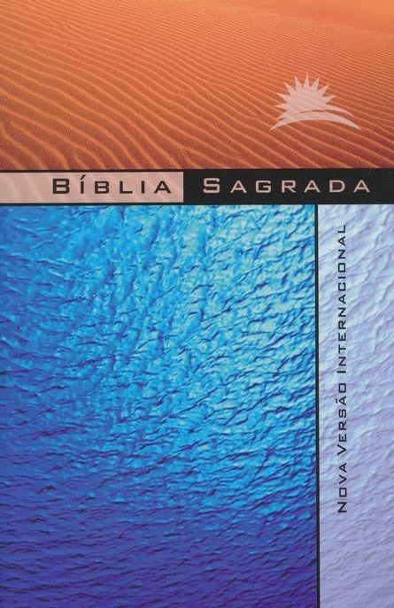 Portuguese NVI Bible: Biblia Sagrada Nova Versao Internacional - Portuguese