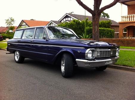 1965 FORD FALCON XP $6500