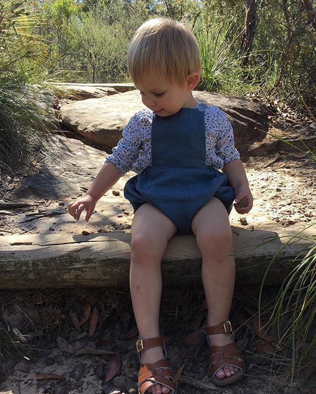 One of My most favourite things is too see little ones dressed in the beautiful brands we stock.  How stunning is little miss @mr_hare_and_mrs_fox  in her Oona Romper.  Still a few left in store if you hurry.  Thank you so much for letting me share your beautiful photos!