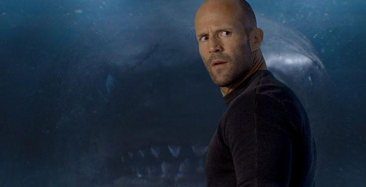 Jason Statham Takes On The Meg August 10 Jason Statham Meg Movie Statham