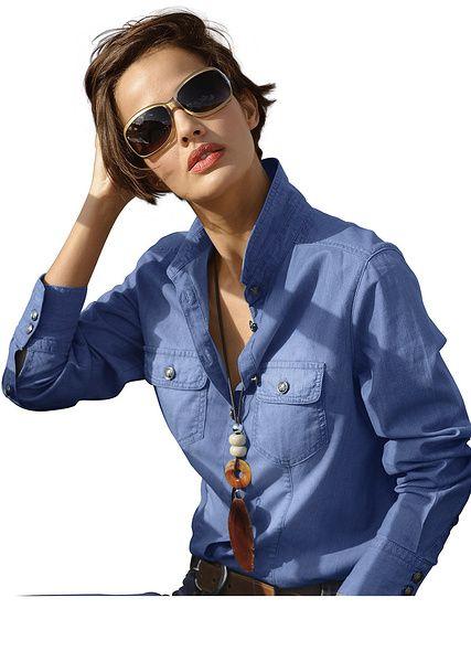 Blúzka Klasická košeľová blúzka • 11.49 € • Bon prix