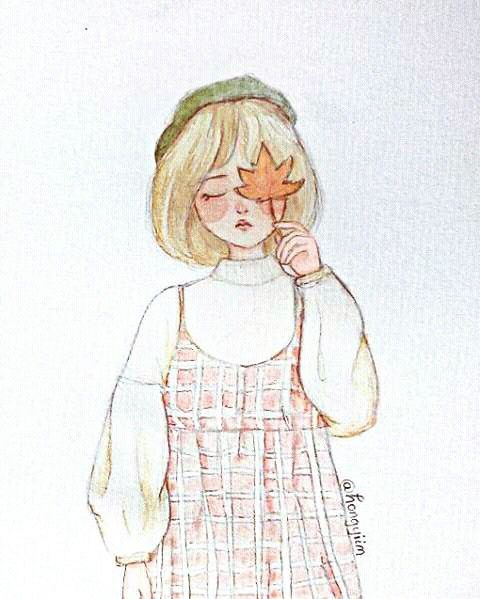 Drawn by Hong Nhi