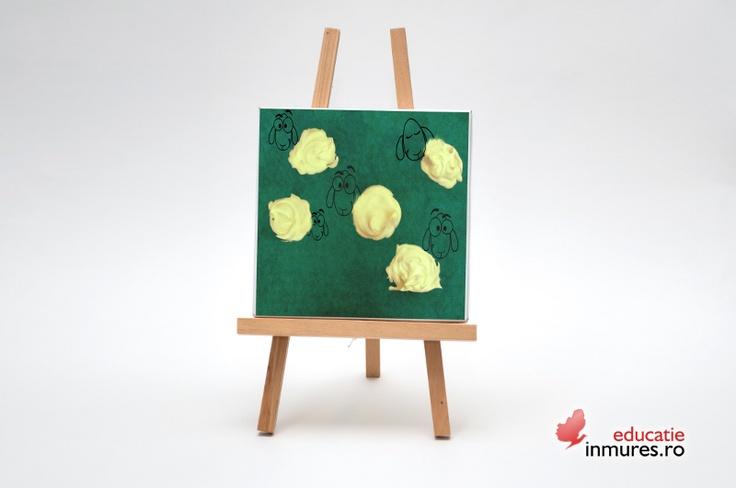 Spor la creație!  http://educatie.inmures.ro/mielusei-din-crema-de-ras.html