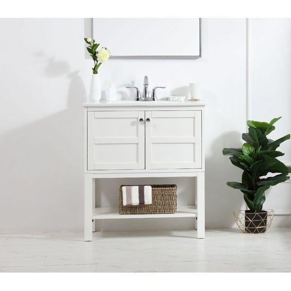 Maisy 30 Single Bathroom Vanity Set Small Bathroom Vanities White Vanity Bathroom Single Bathroom Vanity