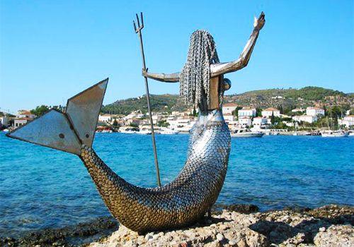 Spetses-Greece.