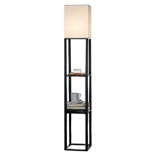 25 Best Floor Lamp With Shelves Ideas On Pinterest Ikea