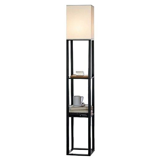 The 25 best ideas about floor lamp with shelves on Floor lamp with shelves