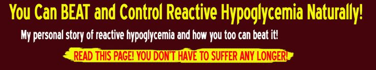 Beat reactive hypoglycemia naturally like I did. Learn all my tips, tricks, foods to eat and supplements that help you get your life back to normal.