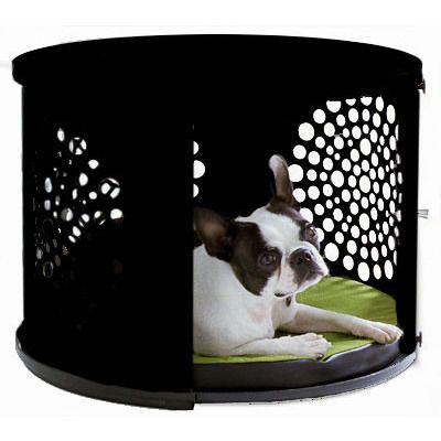 furniture denhaus wood dog crates. denhaus bowhaus modern end table dog crate furniture denhaus wood crates l