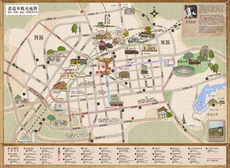 chiayi map reference
