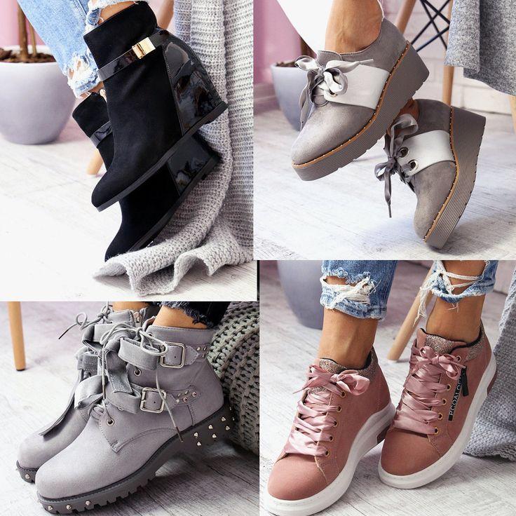 Jakie Jesienne Stylizacje Stworzycie Z Naszymi Butami Fallwinter2017 Autumn Fashion Boots Timberland Boots Shoes