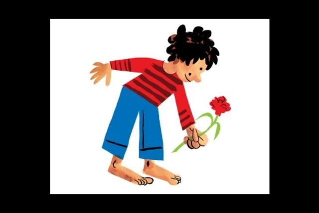 História de uma Flor no Cata- Livros